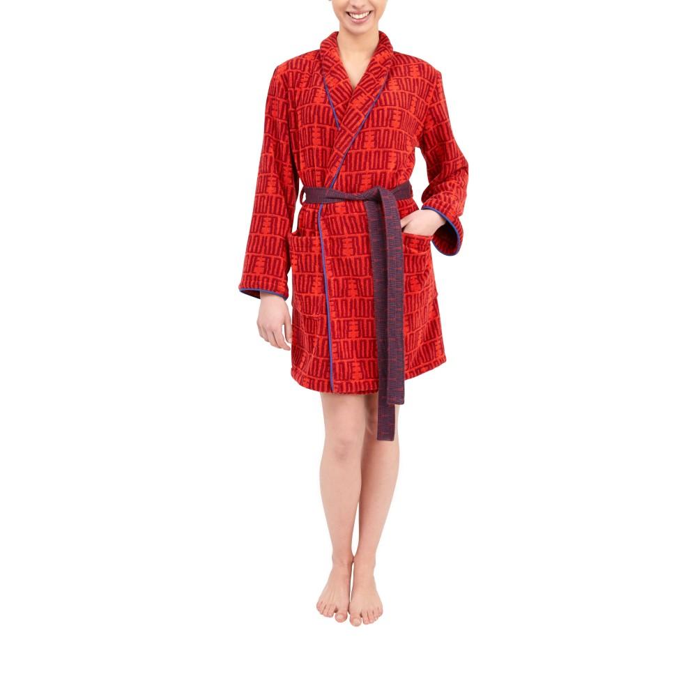 ケンゾー レディース インナー・下着 ガウン・バスローブ【Love Bath Robe】red