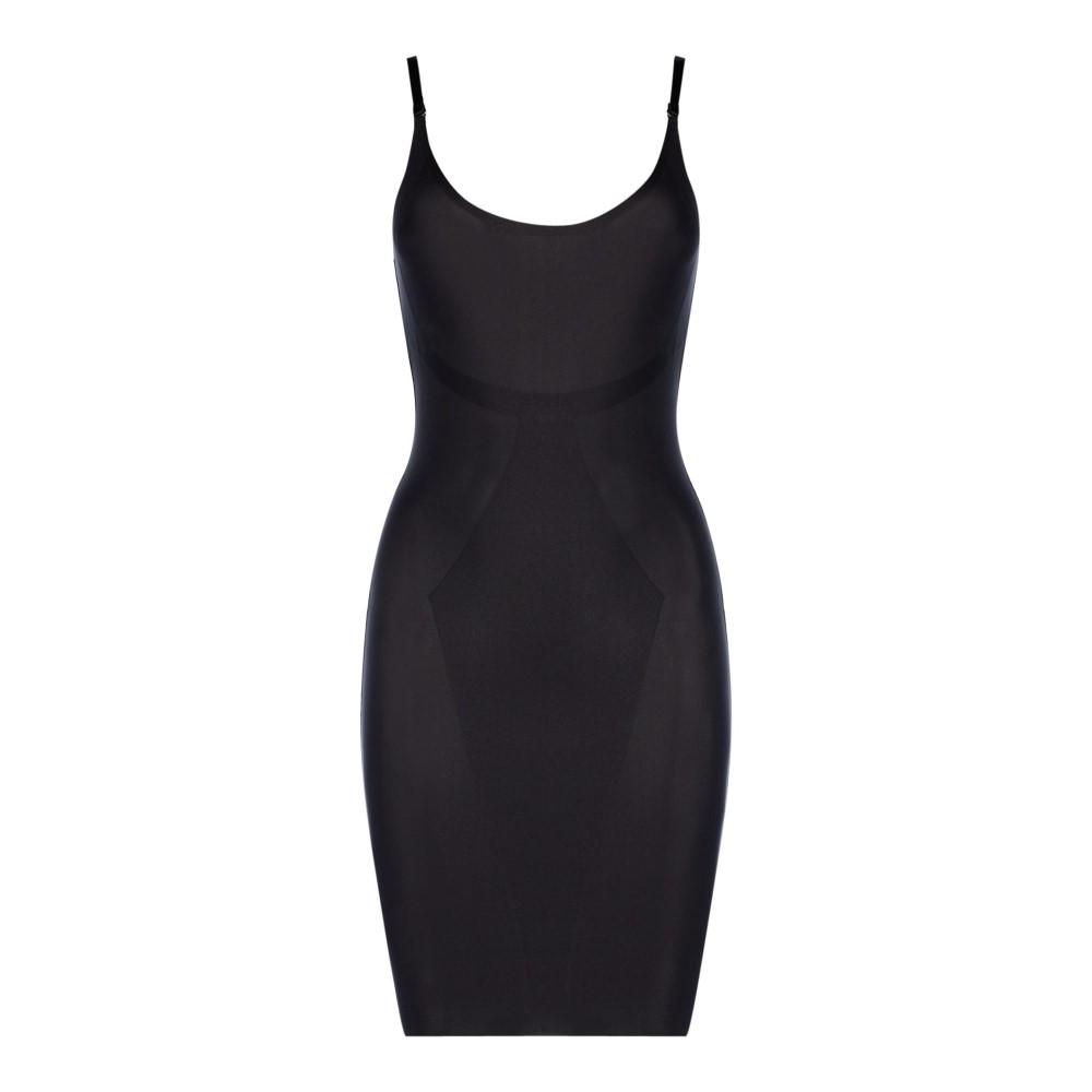 ナンシーガンツ レディース インナー・下着 スリップ・キャミソール【Sweeping Curves Slip Dress】black