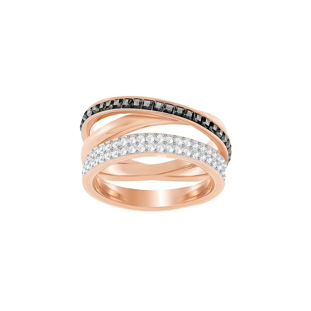 スワロフスキー レディース ジュエリー・アクセサリー 指輪・リング【Hero Ring】metallic