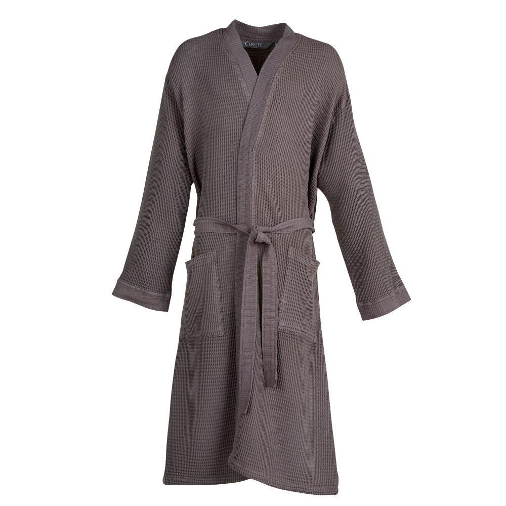 クリスティ レディース インナー・下着 ガウン・バスローブ【Mali Robe】slate