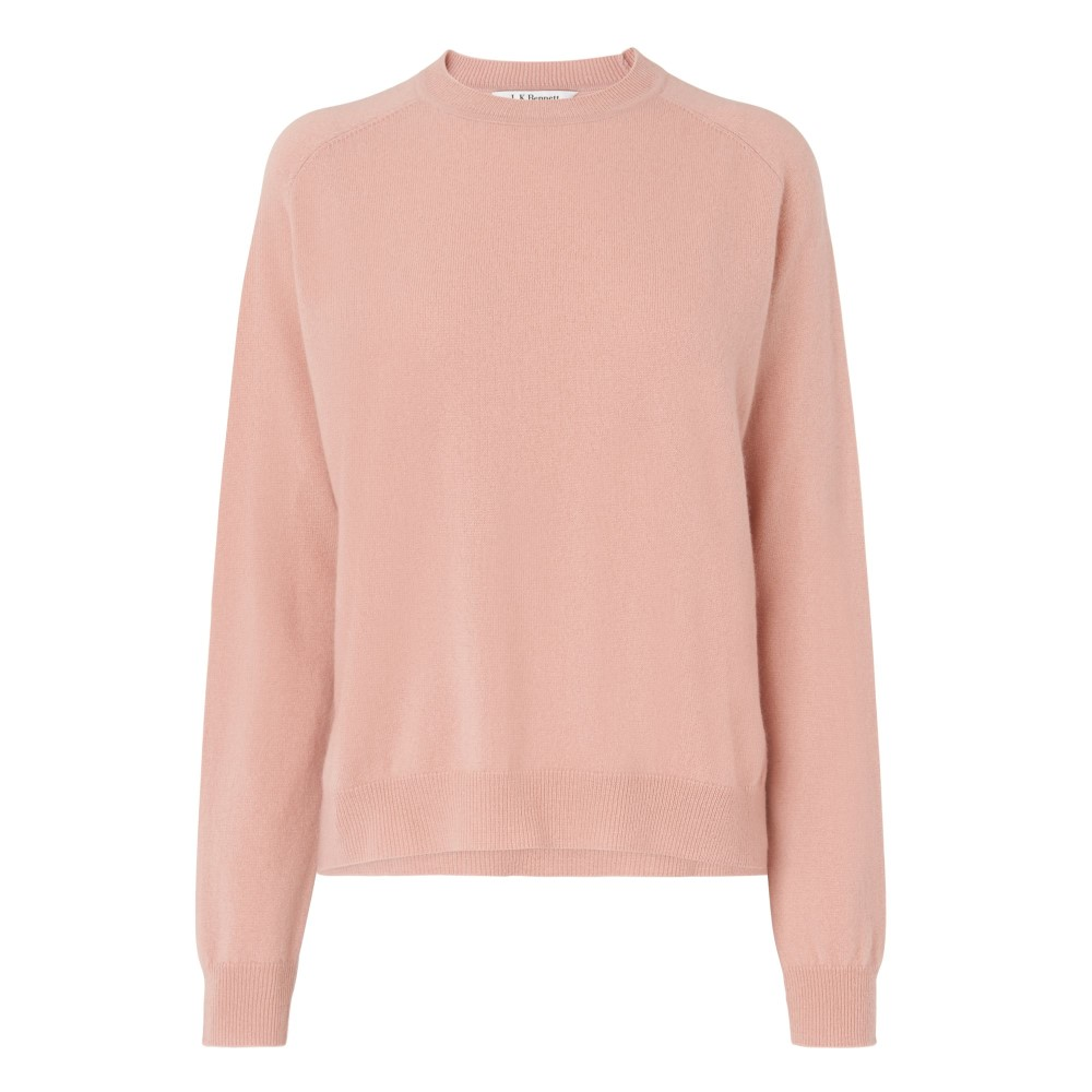 L.K.ベネット レディース トップス【Mika Knitted Tops】pink