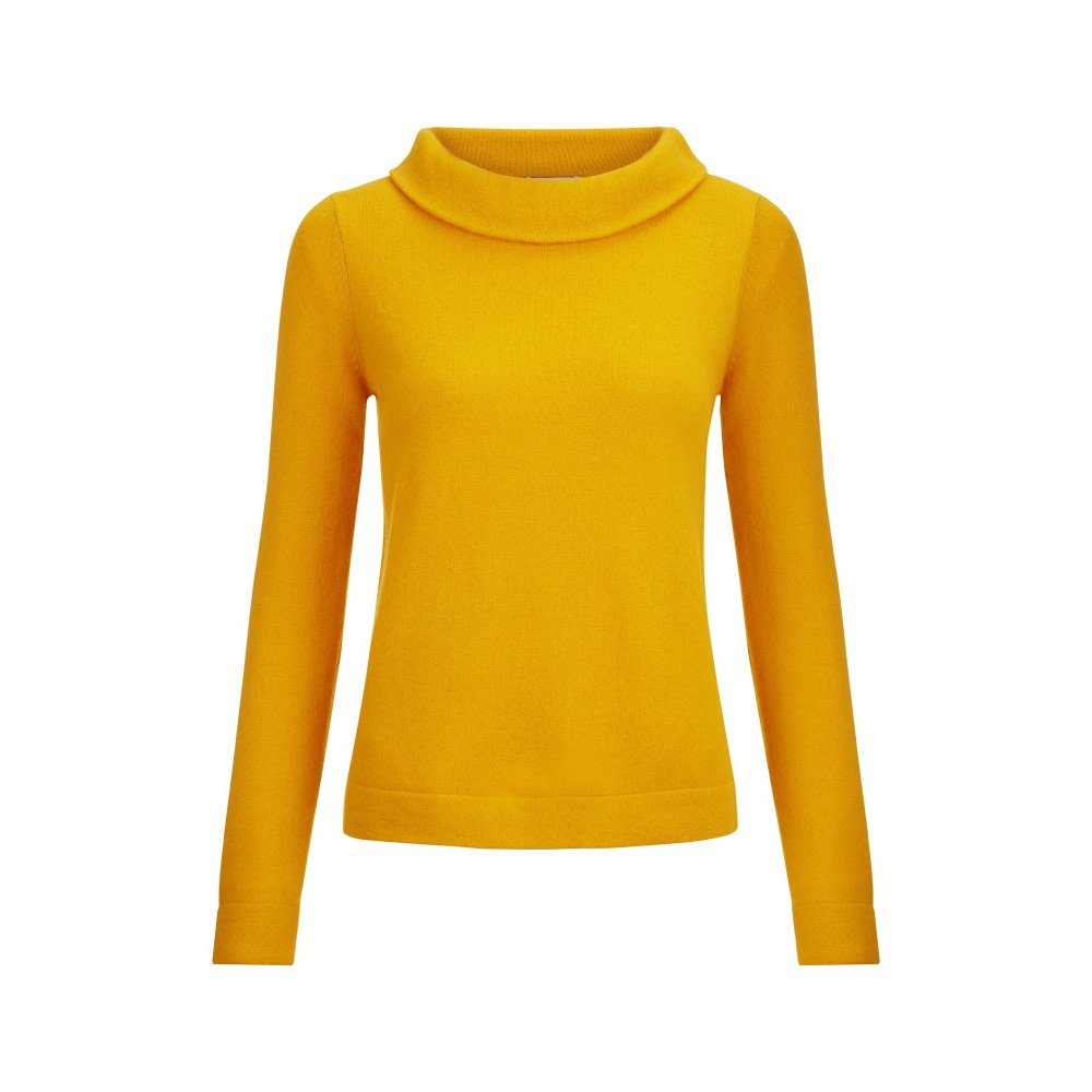 ホッブス レディース トップス ニット・セーター【Audrey Sweater】yellow