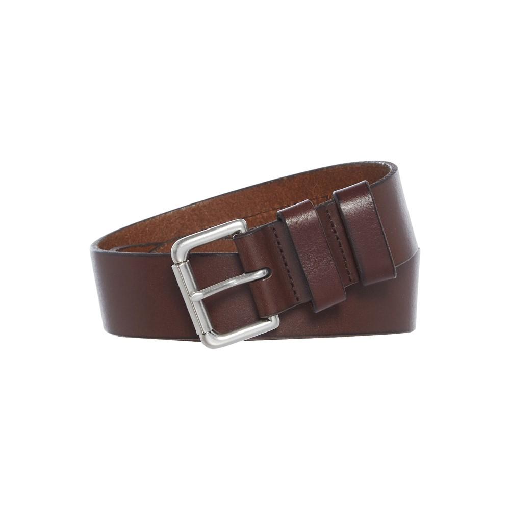 ラルフ ローレン メンズ ベルト【Logo Belt】brown