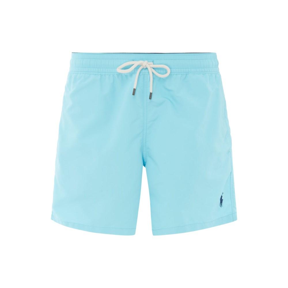 ラルフ ローレン メンズ 水着・ビーチウェア 海パン【New Classic Swimshorts】turquoise