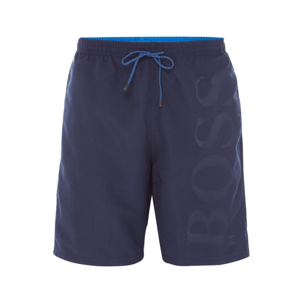 ヒューゴ ボス メンズ 水着・ビーチウェア 海パン【Side Logo Swimshorts】blue