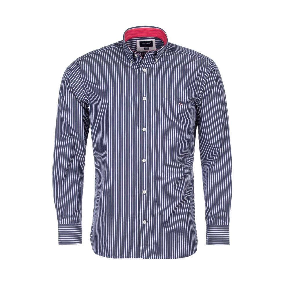 エデン パーク メンズ トップス シャツ【Shirt】blue marl