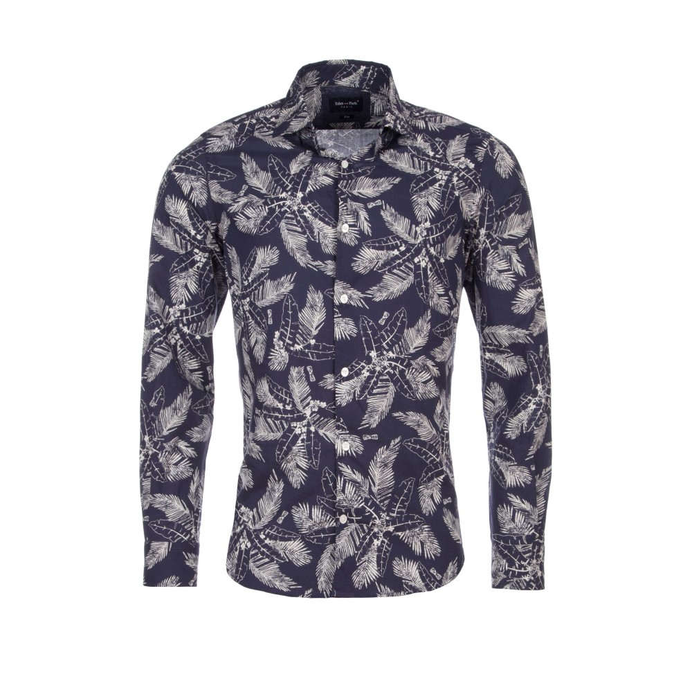 エデン パーク メンズ トップス シャツ【Shirt】navy
