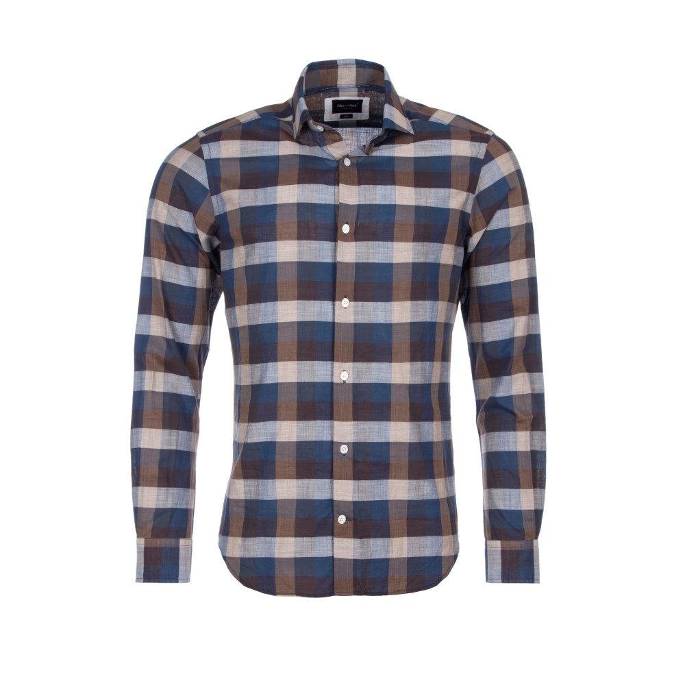 エデン パーク メンズ トップス シャツ【Shirt】brown