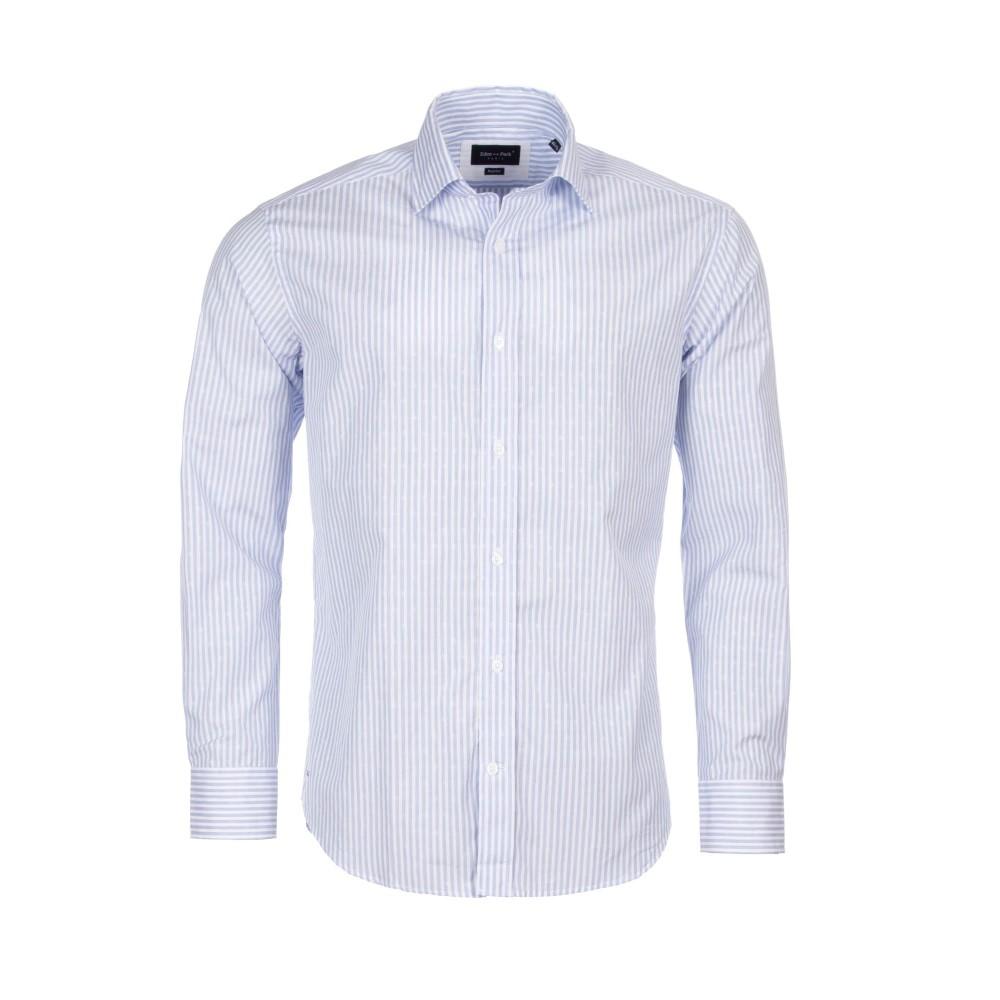 エデン パーク メンズ トップス シャツ【Shirt】blue
