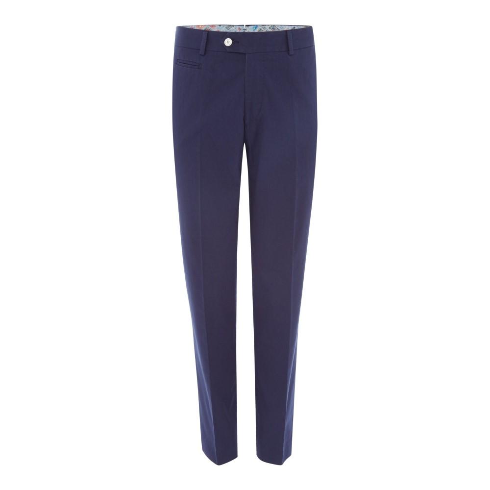 サイモン カーター メンズ ボトムス・パンツ【Plain Twill Delon Trouser】blue