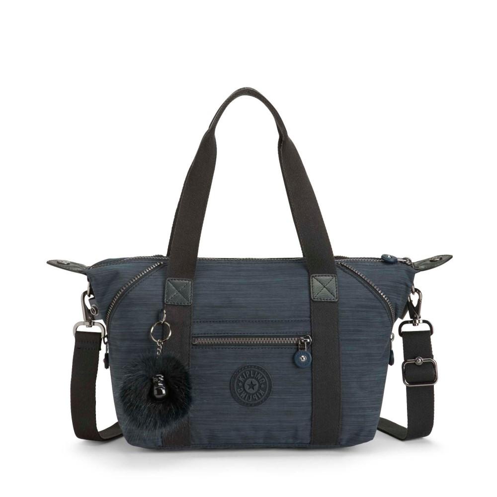 キプリング レディース バッグ ハンドバッグ【Art Mini Handbag】dazzling blue