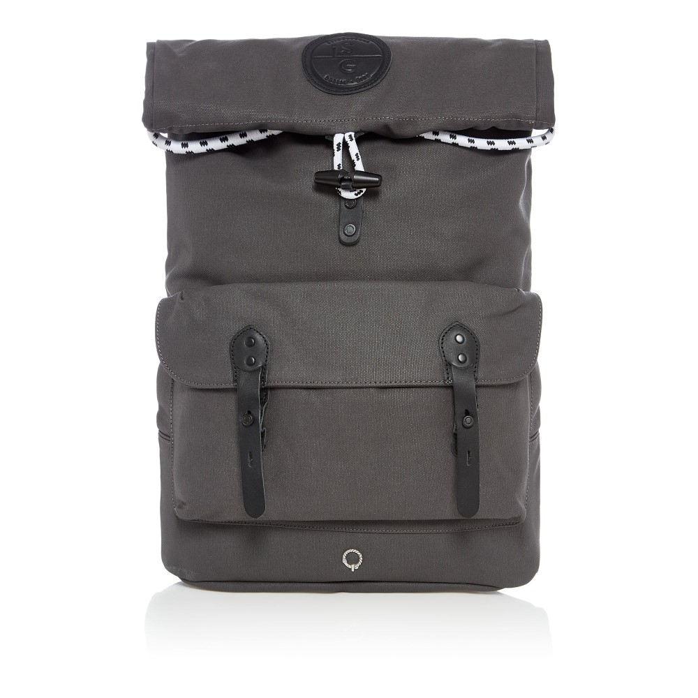 スティグローガン メンズ バッグ バックパック・リュック【Reilly Cotton Canvas Rolltop Backpack】grey