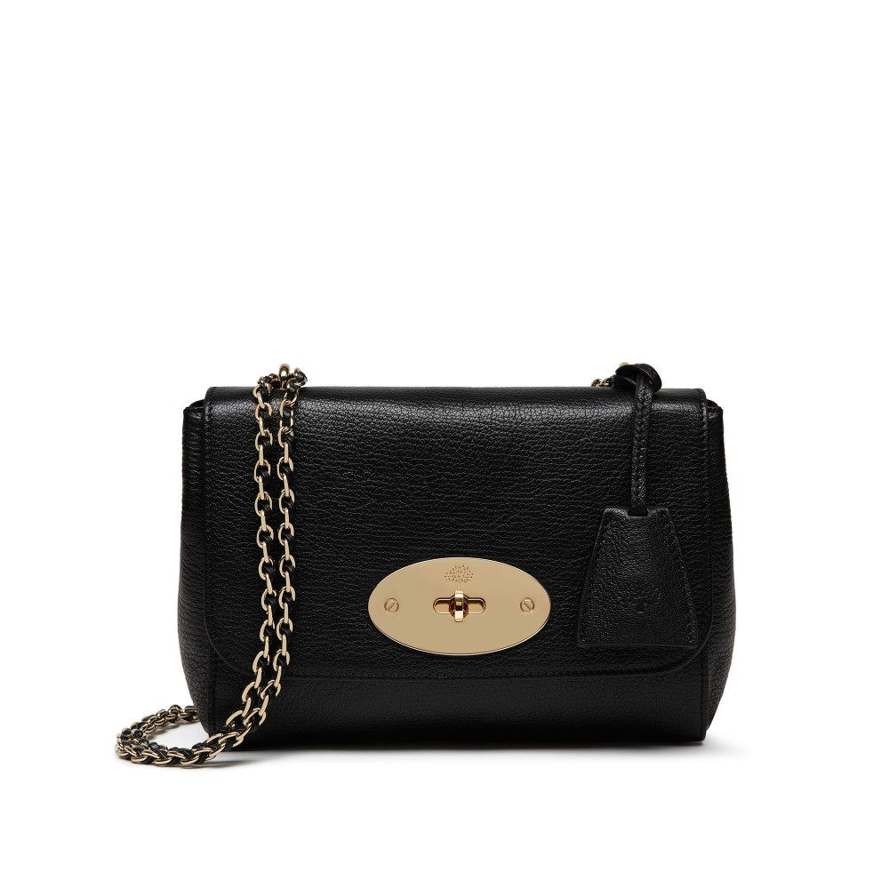 マルベリー レディース バッグ ショルダーバッグ【Lily Shoulder Bag】black