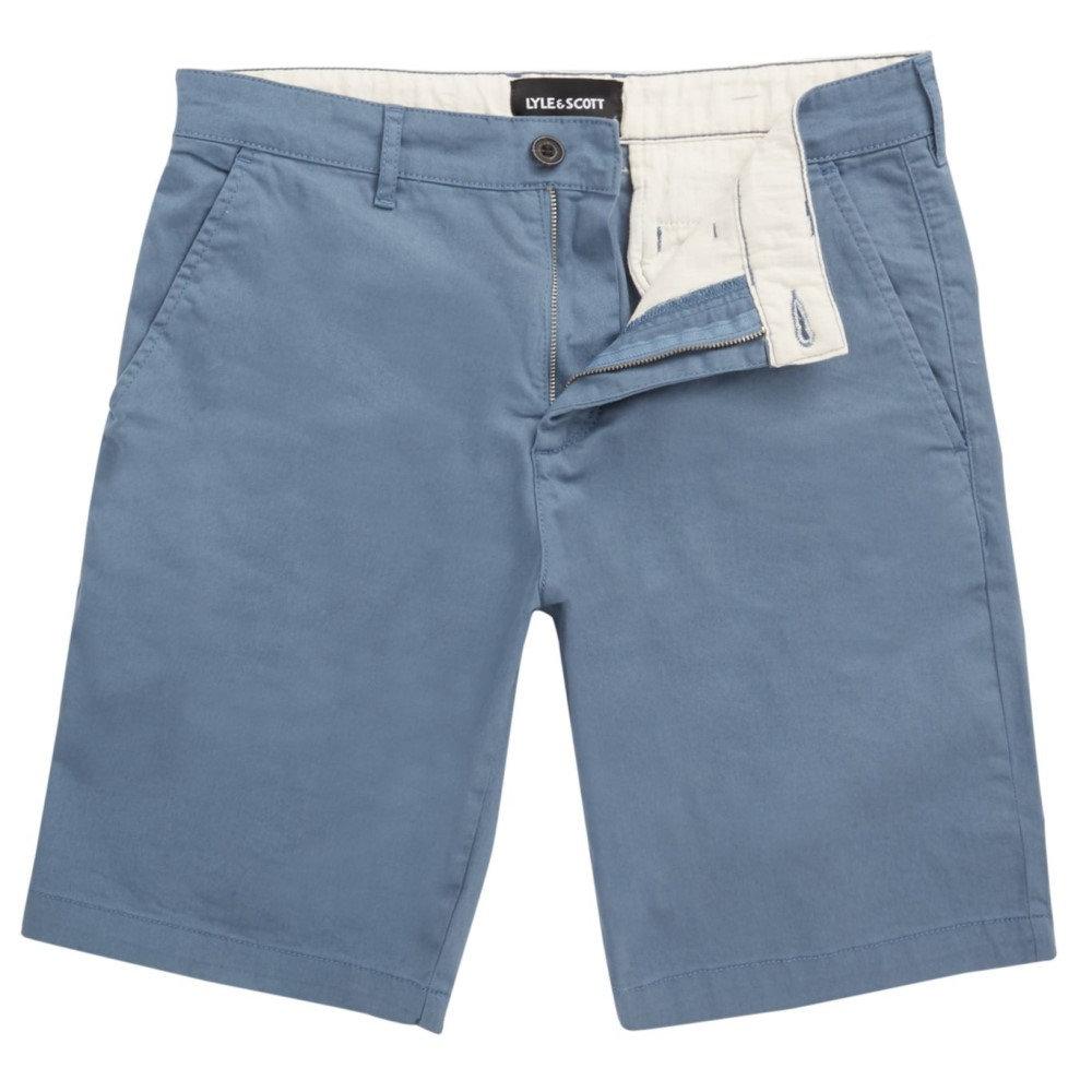 ライル アンド スコット メンズ ボトムス・パンツ ショートパンツ【Chino Short】blue, Renard:05ef0804 --- monokuro.jp