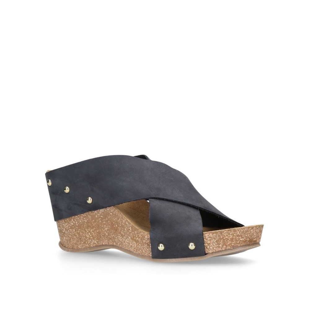 カーヴェラコンフォート レディース シューズ・靴 サンダル・ミュール【Scooty Sandals】french navy