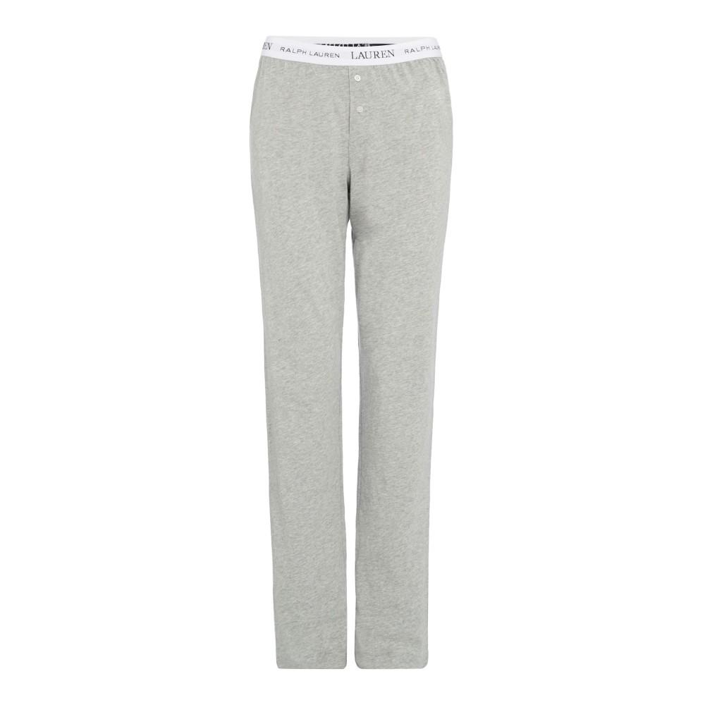 ラルフ ローレン レディース インナー・下着 パジャマ・ボトムのみ【Logo Elastic Waist Lounge Pant】grey