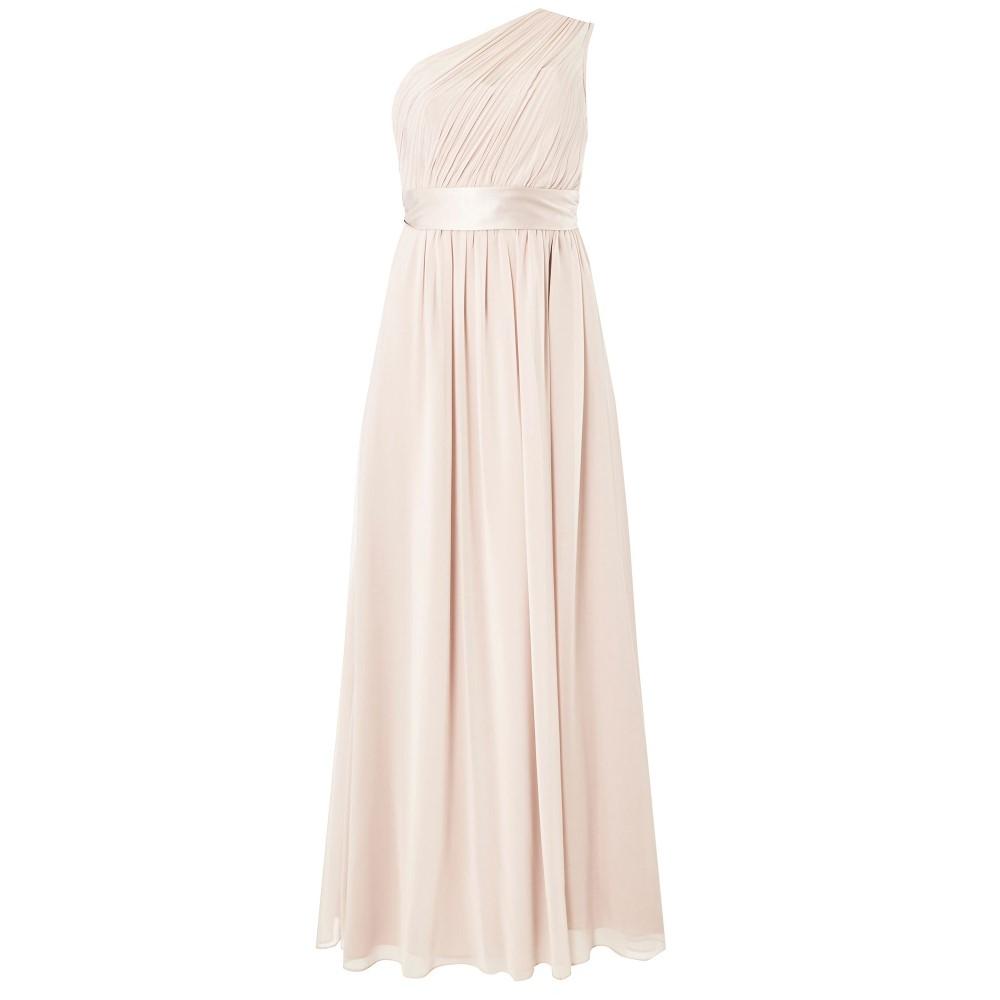 ドロシー パーキンス レディース ワンピース・ドレス パーティードレス【Showcase Sadie Maxi Dress】blush