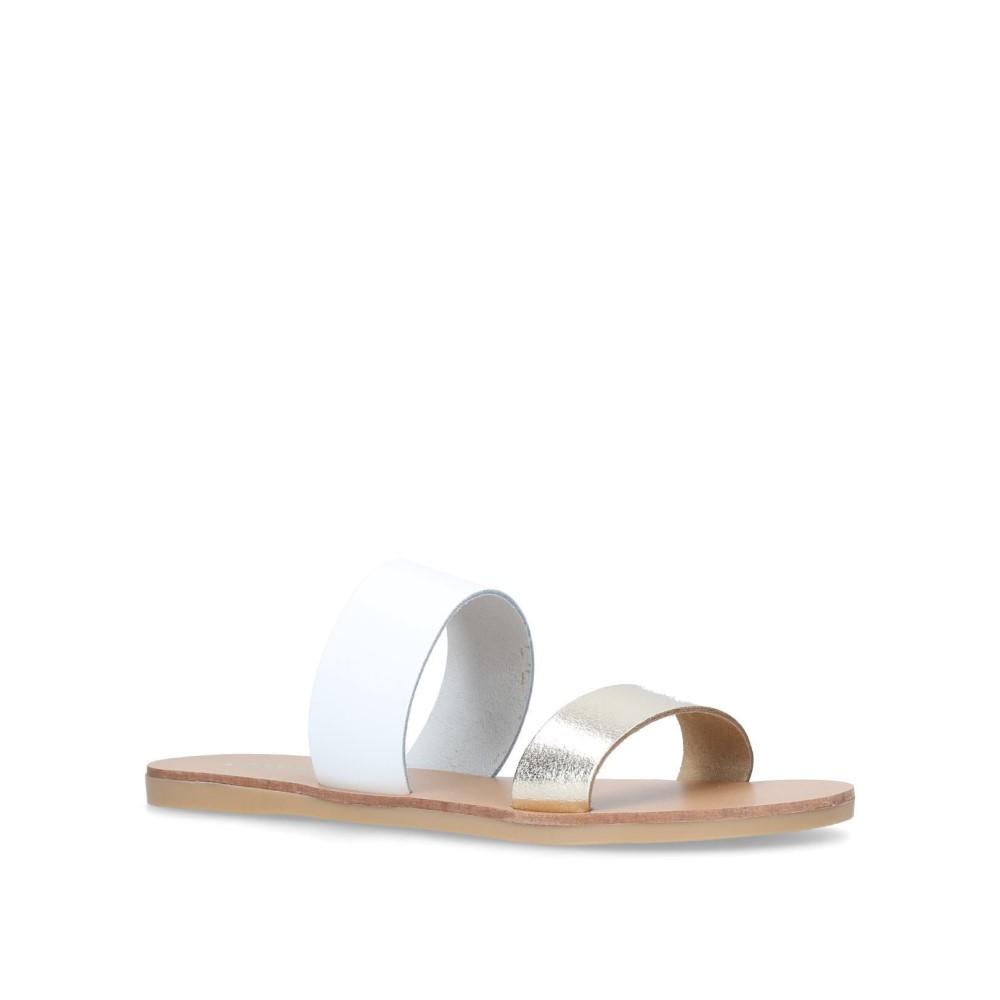 ミス ケージー レディース シューズ・靴 サンダル・ミュール【Revel Mules】white