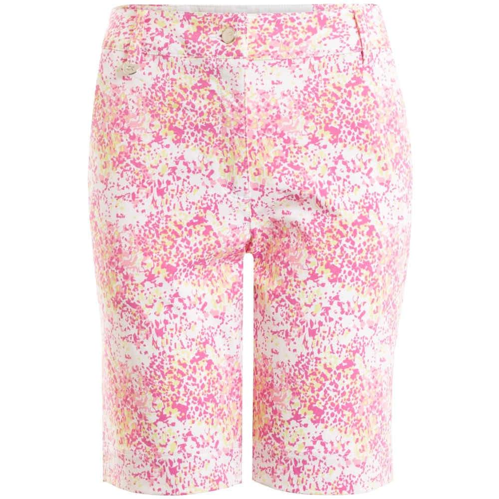 カルバンクライン レディース ゴルフ ボトムス・パンツ【Tech Shorts】pink