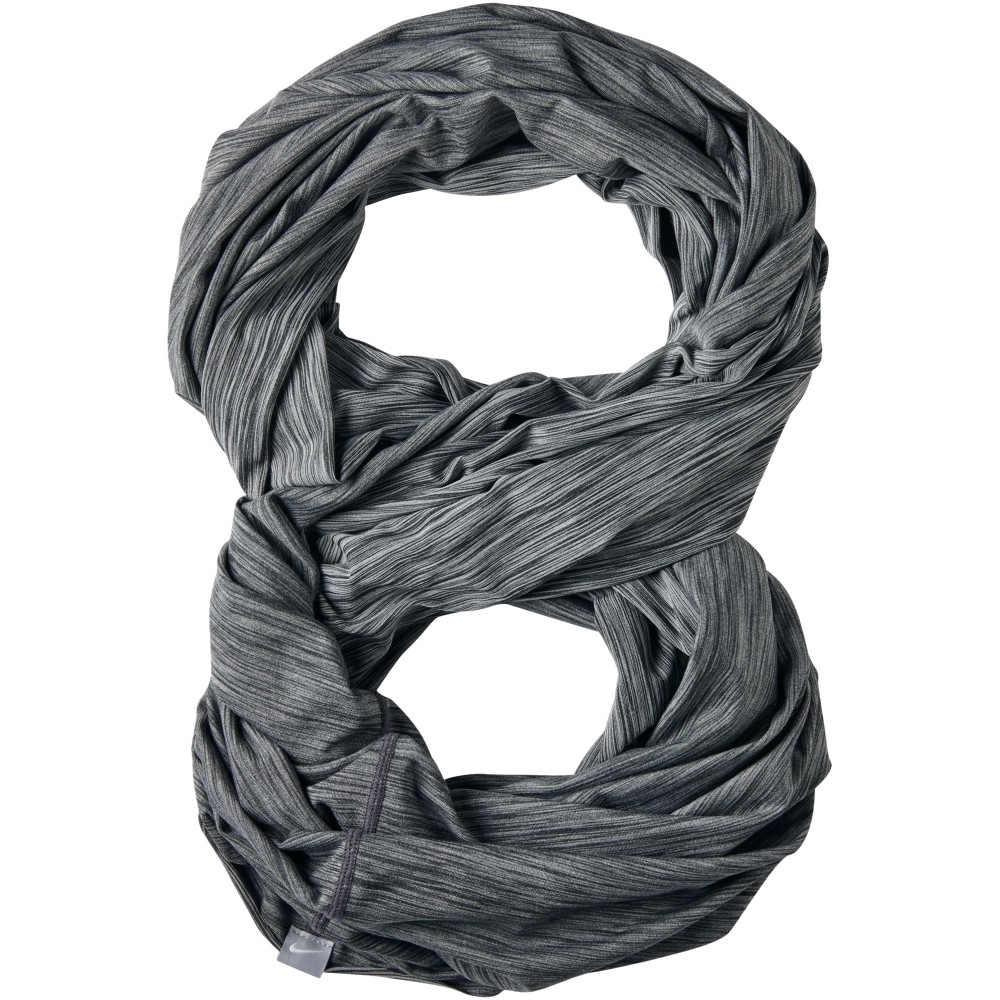 ナイキ レディース マフラー・スカーフ・ストール【Heather Infinity Scarf】black