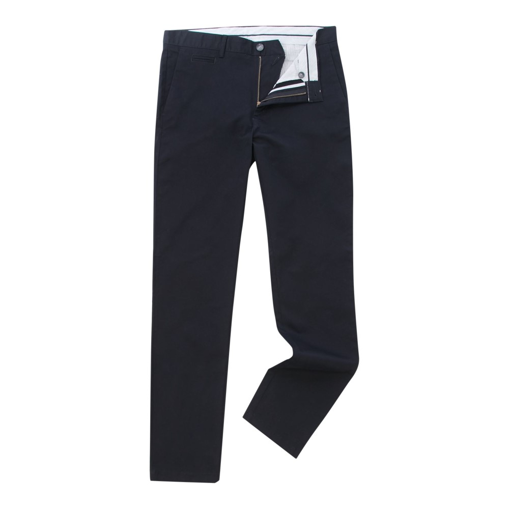 リネアペレ メンズ ボトムス・パンツ チノパン【Chelsea Regular Fit Chino Trousers】black