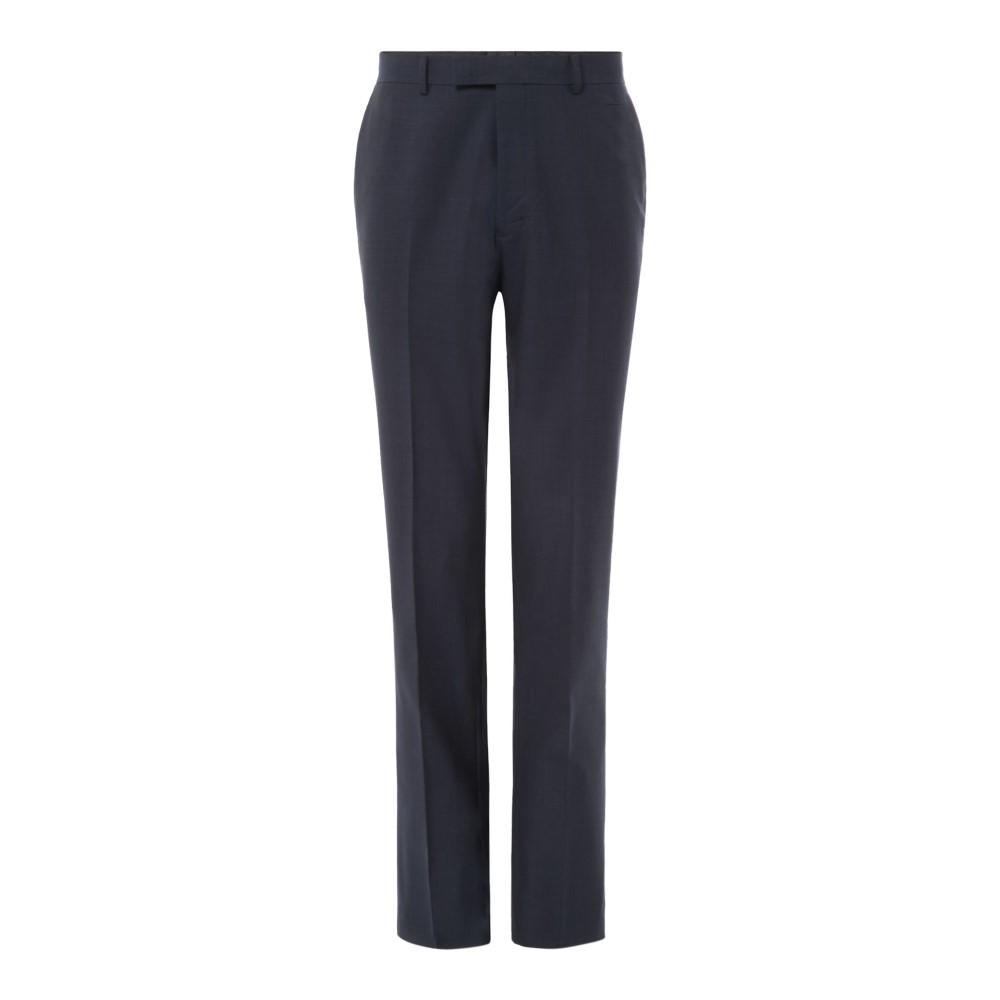 ターナー アンド サンダーソン メンズ ボトムス・パンツ スラックス【Delaware Regular Fit Suit Trouser】navy