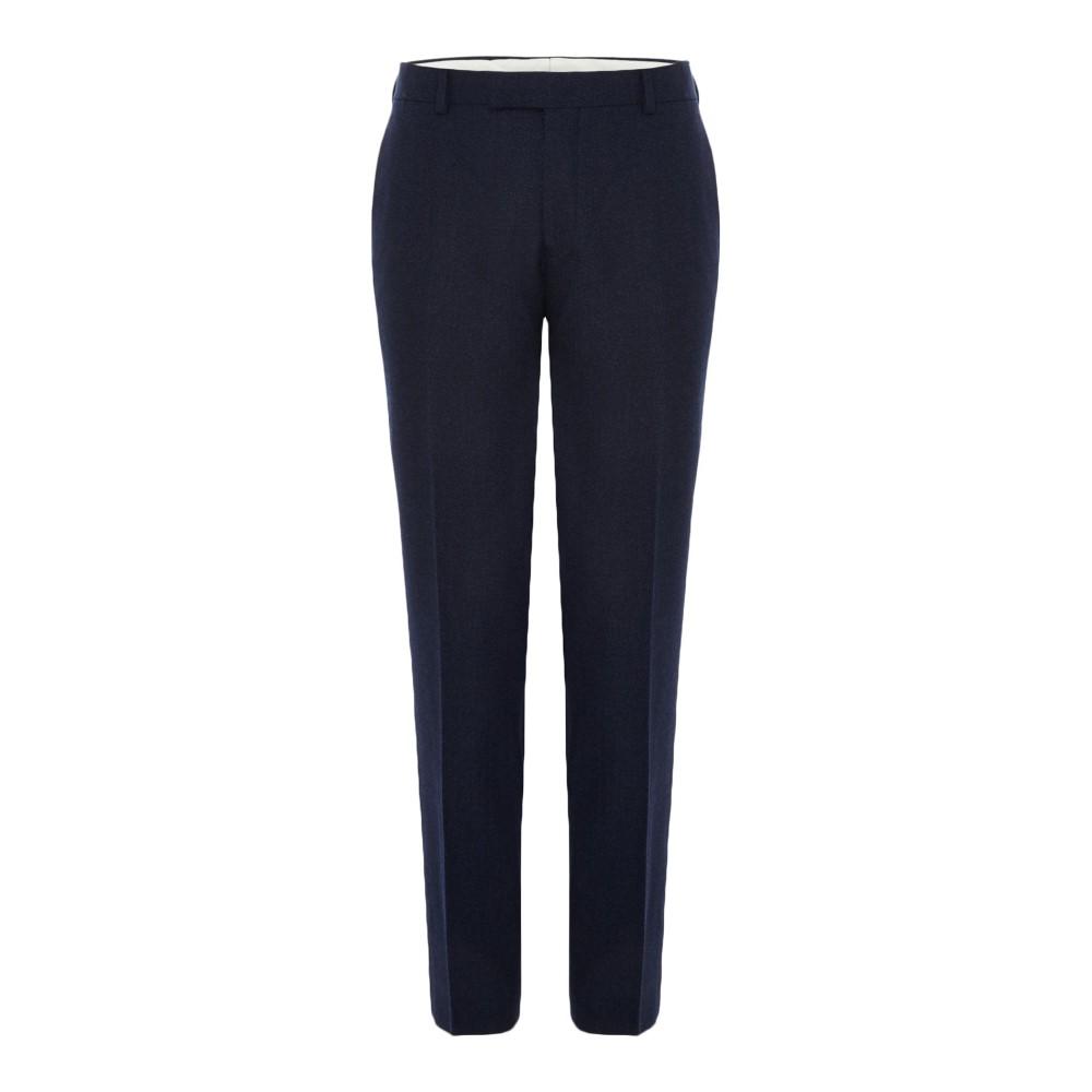 リチャード ジェームス メンズ ボトムス・パンツ スラックス【Contrast Speckle Suit Trouser】royal