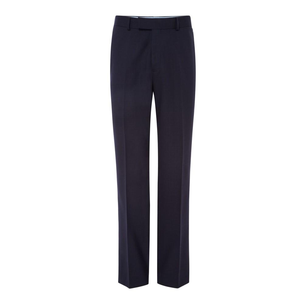チェスター バリー メンズ ボトムス・パンツ スラックス【Thick & Thin Commuter Trouser】indigo