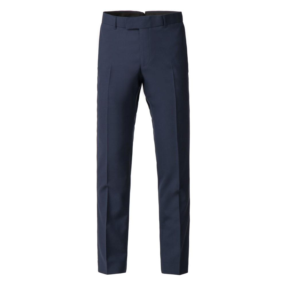 アレクサンダー オブ イングランド メンズ ボトムス・パンツ スラックス【Mercer Slim Trouser】blue