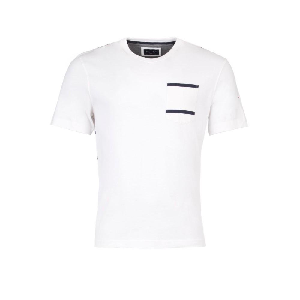 エデン パーク メンズ トップス Tシャツ【Short Sleaves Tshirt】white