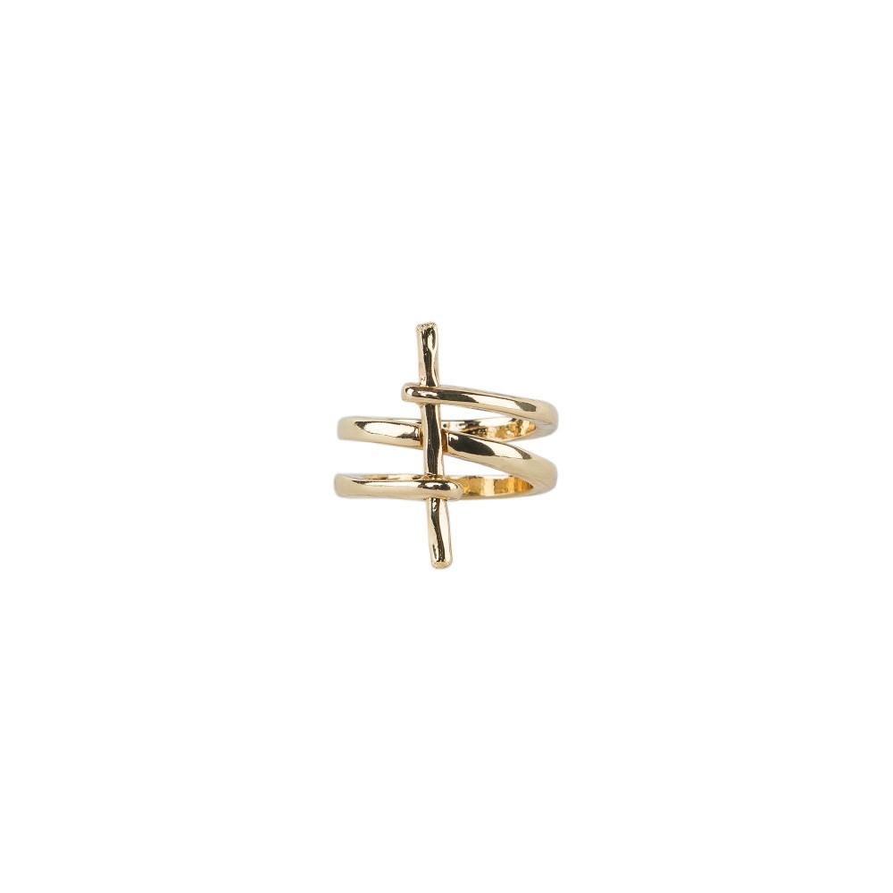 トゥッティアンドコー レディース ジュエリー・アクセサリー 指輪・リング【Port Ring】gold