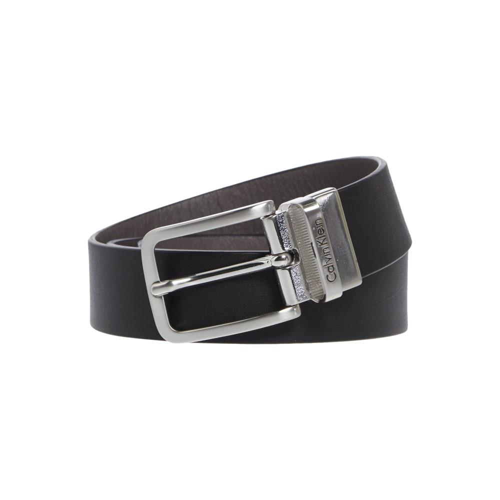 カルバンクライン メンズ ベルト【Mino Reversible Belt】black