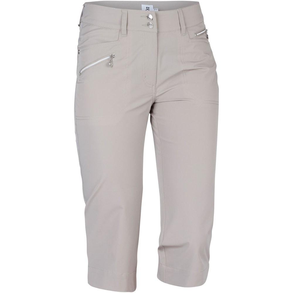 デイリー スポーツ レディース ゴルフ ボトムス・パンツ【Miracle Capri】beige