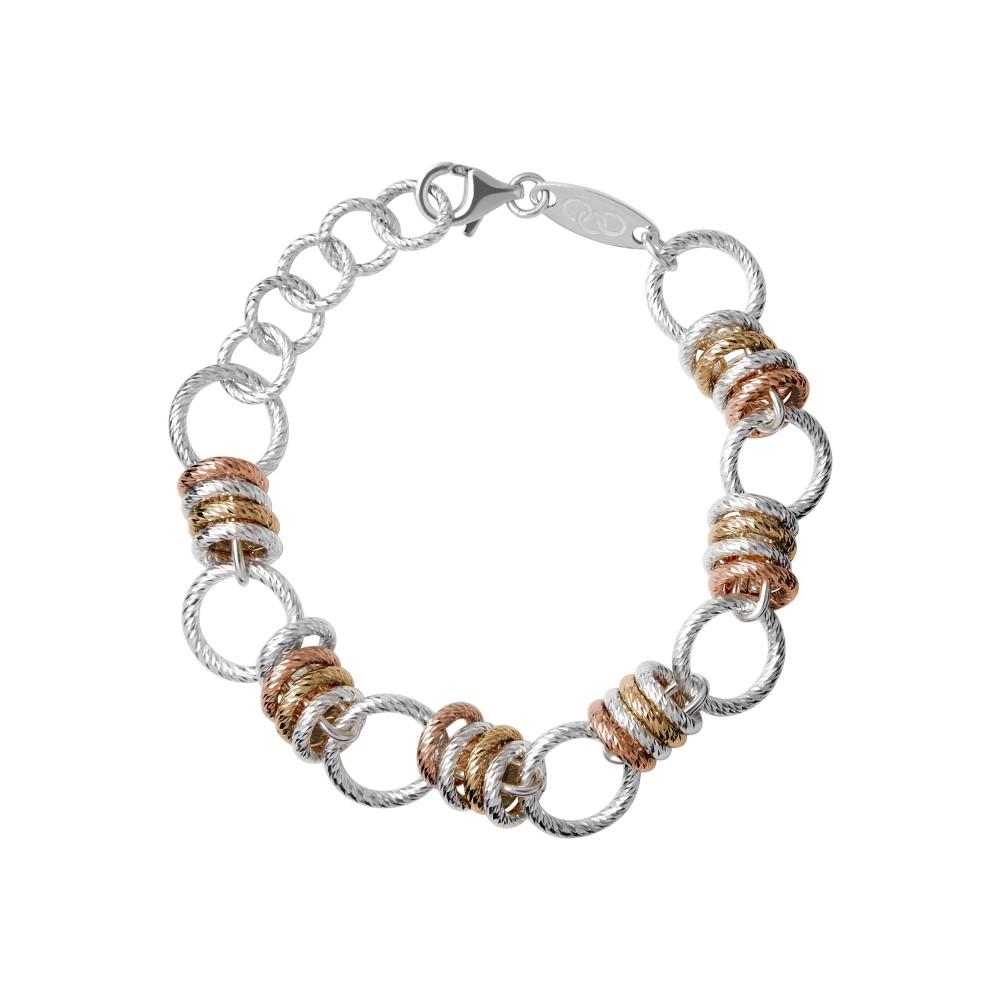 リンクス オブ ロンドン レディース ジュエリー・アクセサリー ブレスレット【Aurora Link Large Bracelet】