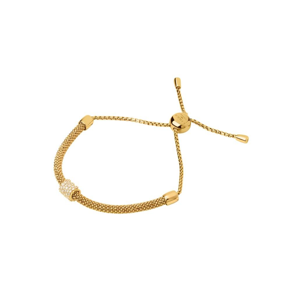 リンクス オブ ロンドン レディース ジュエリー・アクセサリー ブレスレット【Starlight Gold Bead Bracelet】