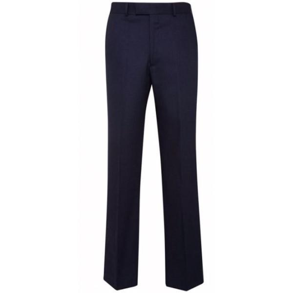 チェスター バリー メンズ ボトムス・パンツ スラックス【Birdseye Suit Trouser】navy