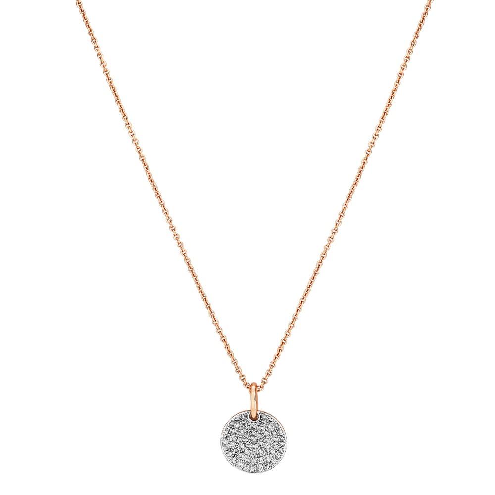 バックリーロンドン レディース ジュエリー・アクセサリー【Metropolitan Pendant】rose gold
