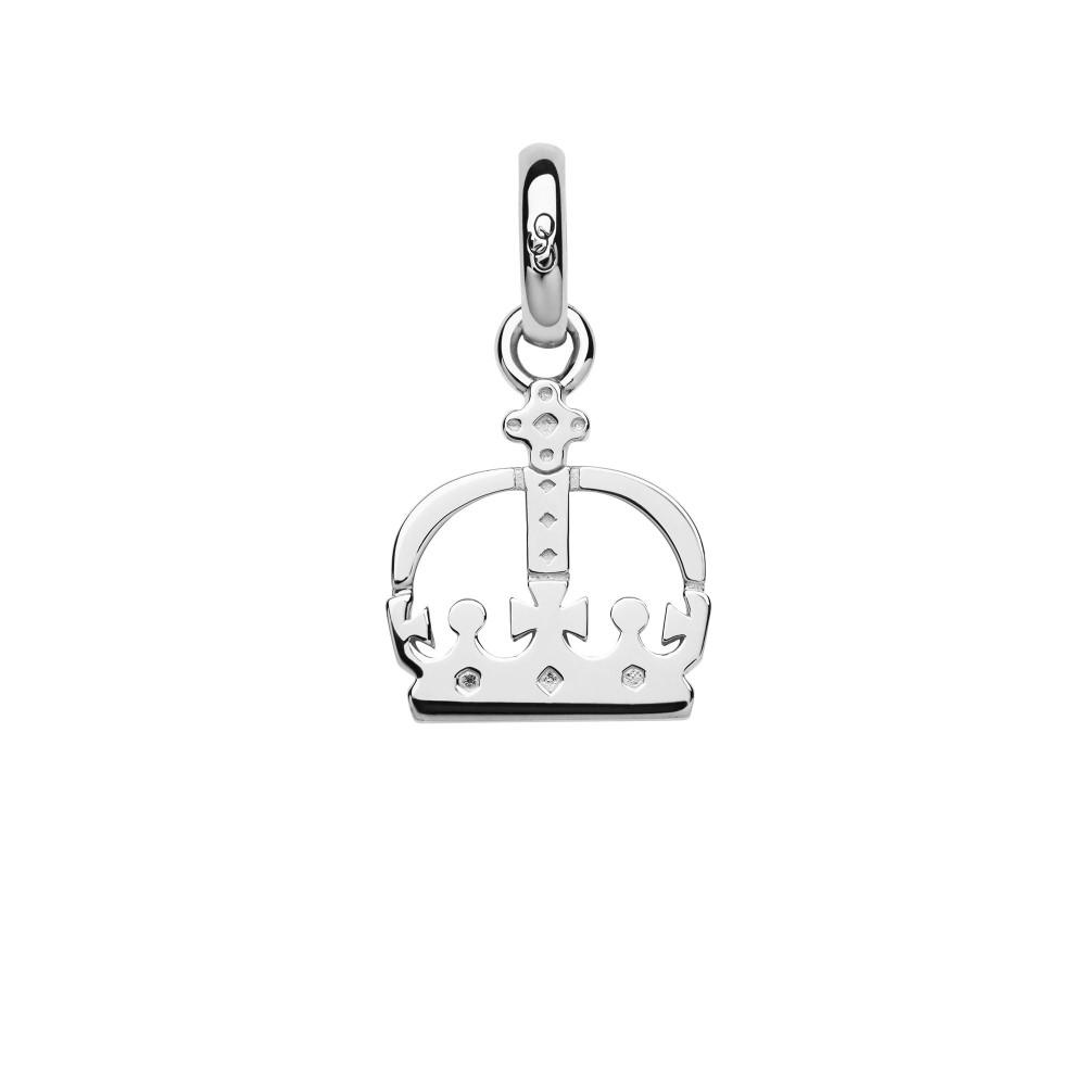 リンクス オブ ロンドン レディース ジュエリー・アクセサリー【Ascot Sterling Silver Crown Charm】silver