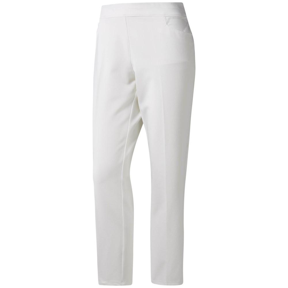 アディダス レディース ゴルフ ボトムス・パンツ【Adistar Ankle Trouser】white
