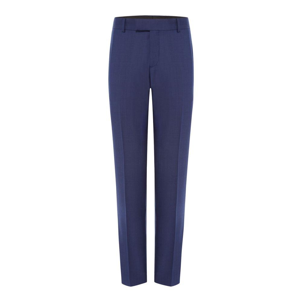 サイモン カーター メンズ ボトムス・パンツ スラックス【Tonic Croker Suit Trouser】blue