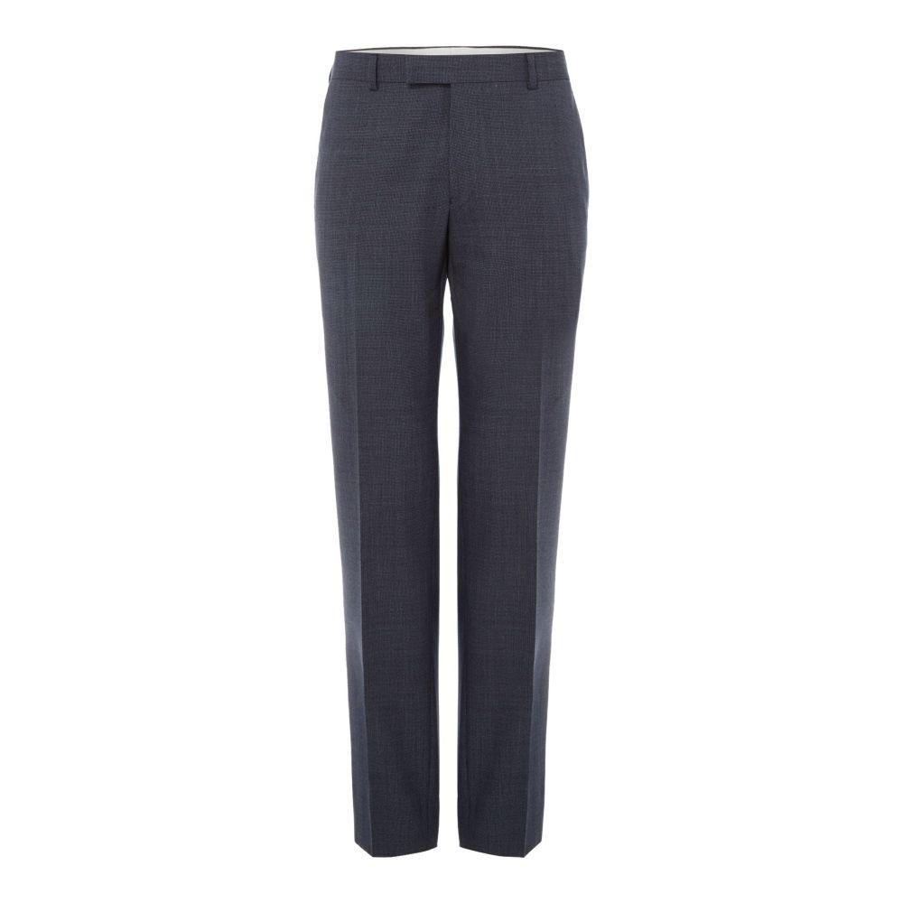リチャード ジェームス メンズ ボトムス・パンツ スラックス【Puppytooth Slim Suit Trouser】slate blue