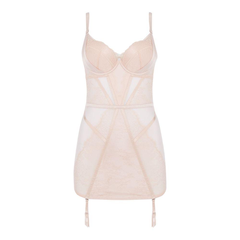 アンサマーズ レディース インナー・下着【Nala Cami Suspender】pale pink