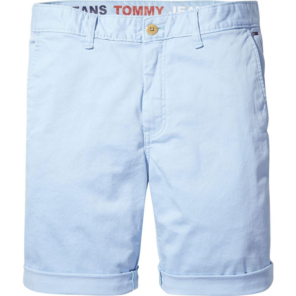トミー ヒルフィガー メンズ ボトムス・パンツ ショートパンツ【Tommy Jeans Straight Leg Chino Shorts】light blue, プロシューマ:b5cc3dd2 --- fvf.jp