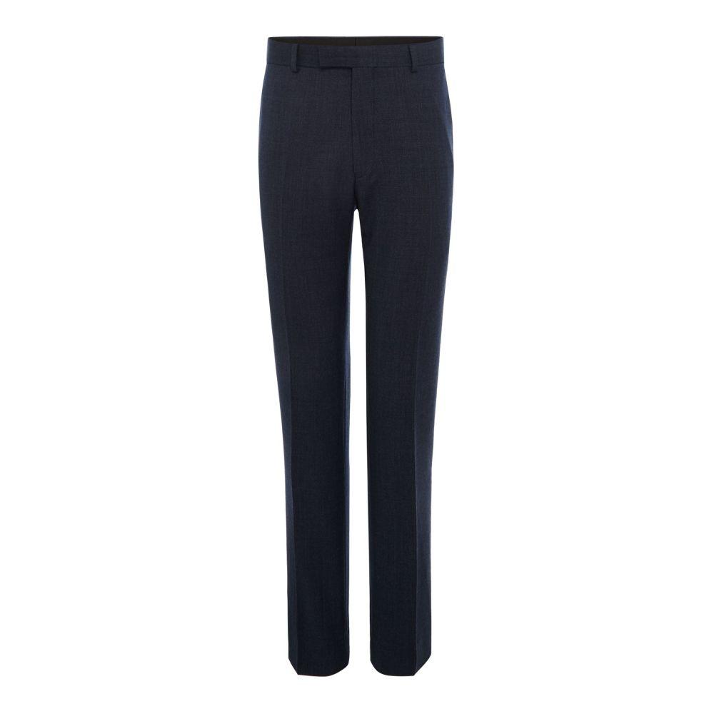 サイモン カーター メンズ ボトムス・パンツ スラックス【Semi Plain Suit Trouser】blue