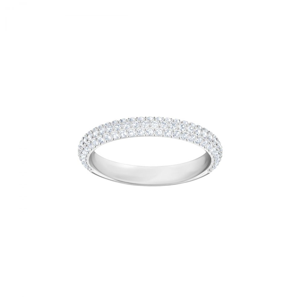 スワロフスキー レディース ジュエリー・アクセサリー 指輪・リング【Stone Ring】silver