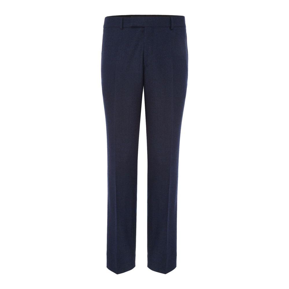 サイモン カーター メンズ ボトムス・パンツ スラックス【Pow Check Suit Trouser】blue
