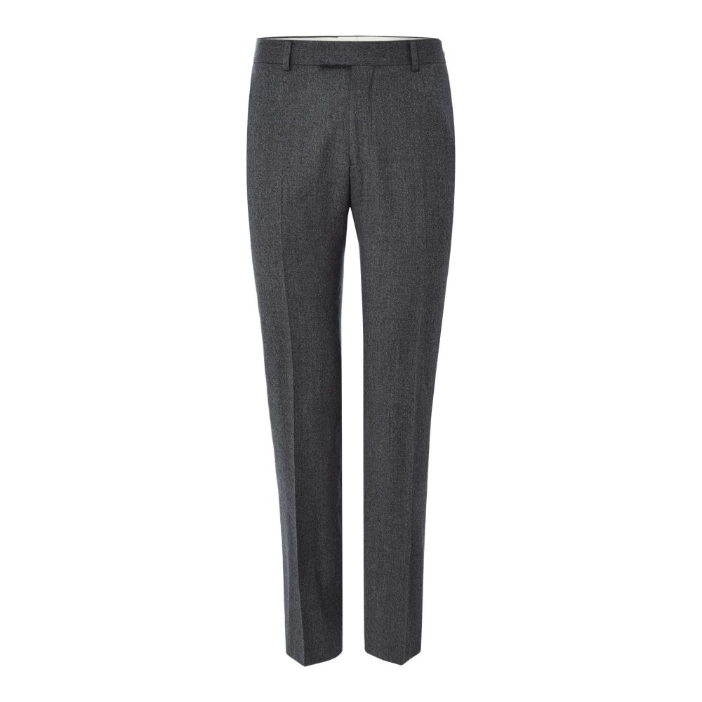リチャード ジェームス メンズ ボトムス・パンツ スラックス【Flannel Suit Trouser】grey