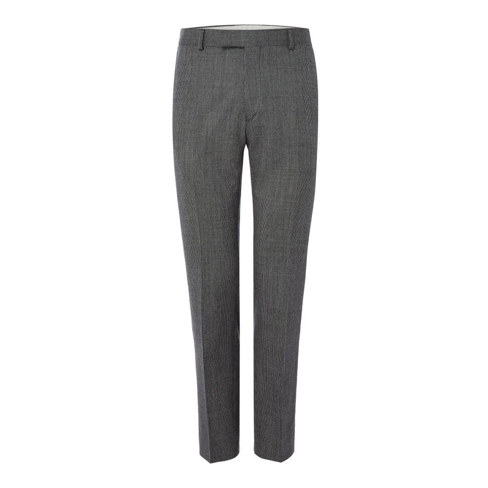 リチャード ジェームス メンズ ボトムス・パンツ スラックス【Puppytooth Suit Trouser】mid grey