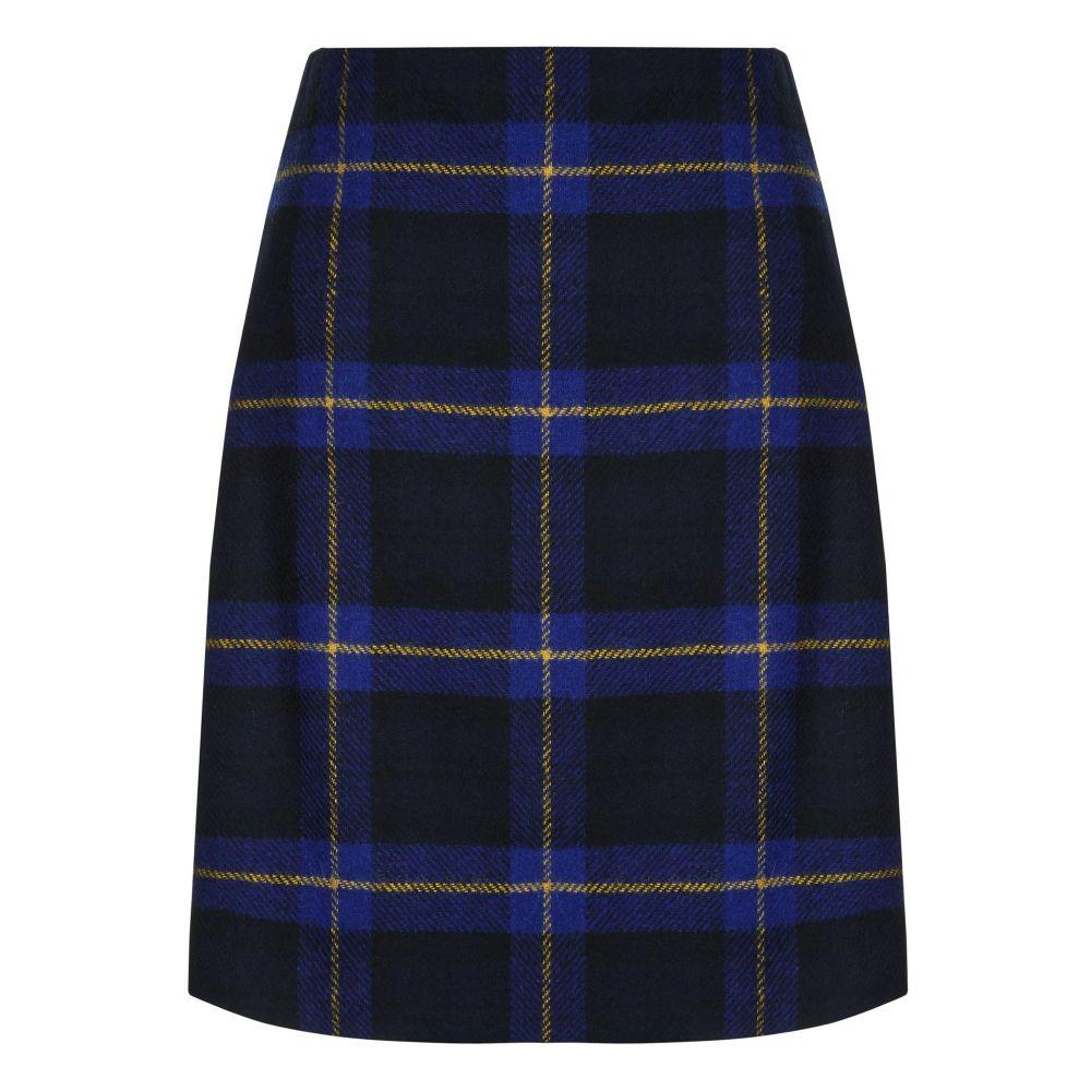 ホッブス レディース スカート ミニスカート【Elea Skirt】blue