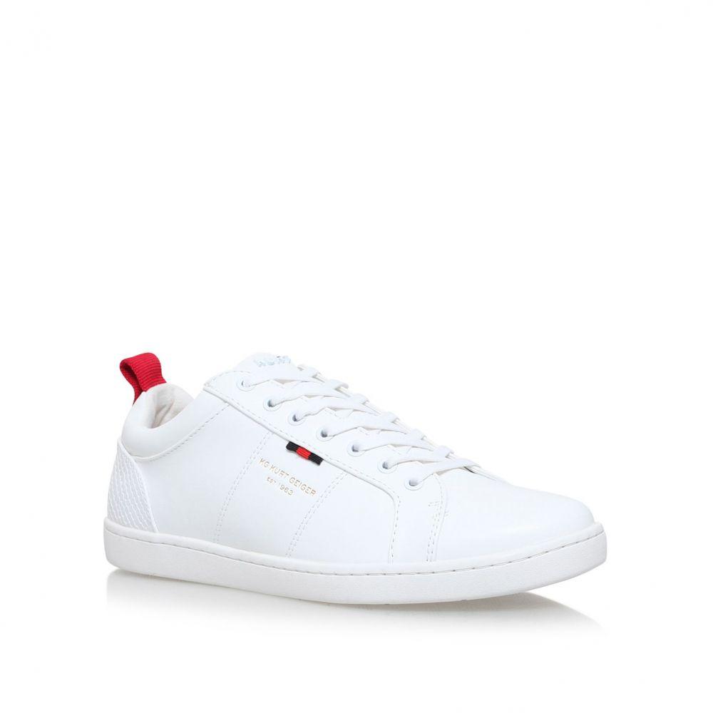 カート ジェイガー メンズ シューズ・靴 スニーカー【Earl Sneakers】white